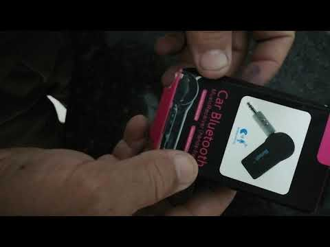 Receptor Bluetooth De Carro
