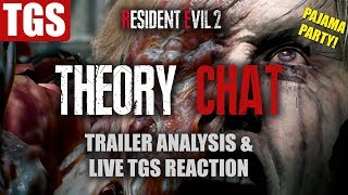 Resident Evil 2 Reap & Tokyo Game Show Discussion & Following REPLAY