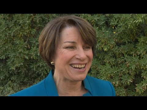 Interview with Sen. Amy Klobuchar
