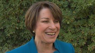 Interview with Sen. Amy Klobuchar