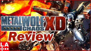 Metal Wolf Chaos XD Review | (PS4/Xbox One/PC) (Video Game Video Review)