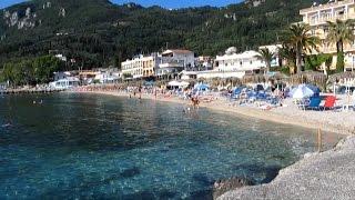 Benitses  Corfu Greece(Бенитсес – старый традиционный рыбацкий поселок. Он находится в 12 километрах от города Корфу, в изумрудной..., 2015-07-30T17:23:21.000Z)