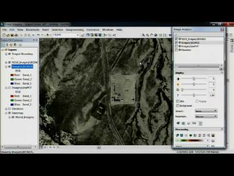 ArcGIS 10: Using Imagery