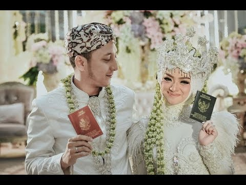 Pernikahan Intan & Shogi | Muslim wedding cinematic Sunda