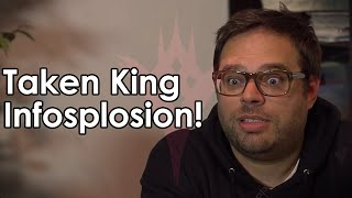Destiny The Taken King Infosplosion: Level 40 & New Quest Systems!