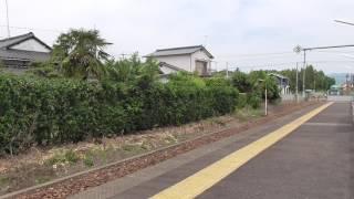 キハ72系(5両) 特急ゆふいんの森2号 博多行(7002D) 久留米高校前駅通過