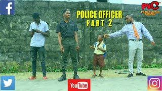 POLICE OFFICE part 2 (PRAIZE VICTOR COMEDY)