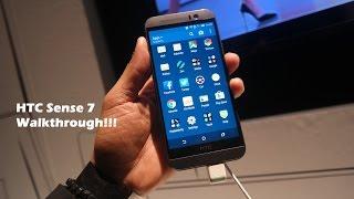 HTC Sense 7 Walkthrough on the M9