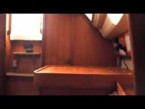 Inside Rash is a Kelt 850 sailing boat for sale £21950