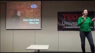 Make your passion your profession: Katarina Veselko at TEDxUniversityofLjubljana