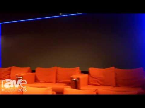 CEDIA 2016: Wisdom Audio Walks Through CEDIA 2016 Home Theater Demo