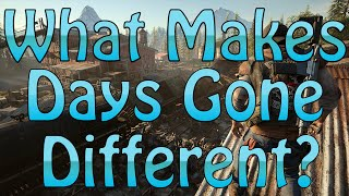 What Makes Days Gone a Different Type Of Zombie Game? Days Gone Vs Zombie Survival Games