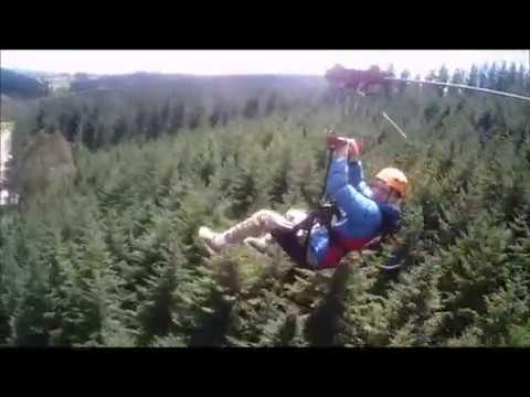 Christchurch Adventure Park  -  Ziplines