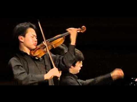 Nikki Chooi | Chausson | Poème | Queen Elisabeth Competition | 2012