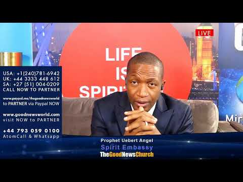 Download The Reason Why We Fast with Prophet Uebert Angel