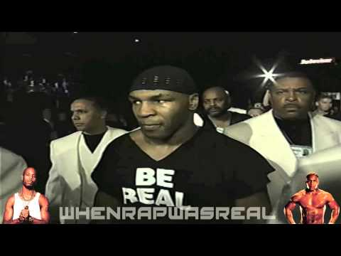 Mike Tyson Ring Entrance Ft DMX