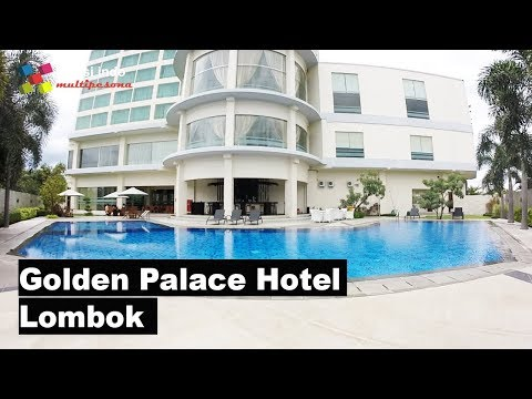 Golden Palace Hotel Lombok   TRAVEL AND LEISURE