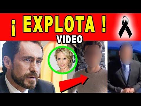 Demián Bichir EXPLOTA y EXHIBE a los MEDIOS por INVADIR su PRIVACIDAD (video)
