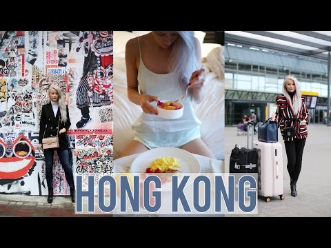 Shooting for ELLE CHINA  in Hong Kong! | Inthefrow