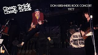 Cheap Trick 1977.11.10 Don Kirshners Rock Concert HD Remaster Los Angeles CA USA