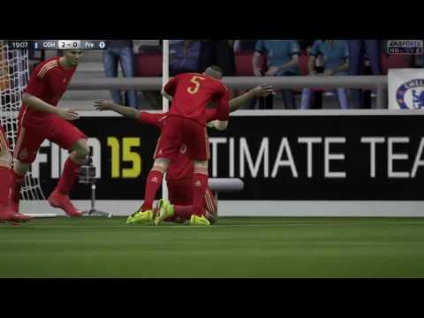 FIFA 15 PRIMERA DIVISIÓN!!