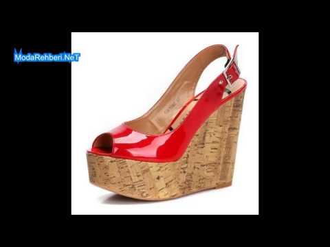 Canzone Ayakkabı Modelleri 2014