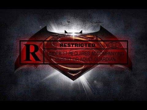 Batman V Superman: Dawn of Justice Deleted Scene R Rated (Review Edition)