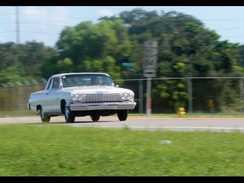 1962 Impala 409 Dual Quads 4 speed Test Drive