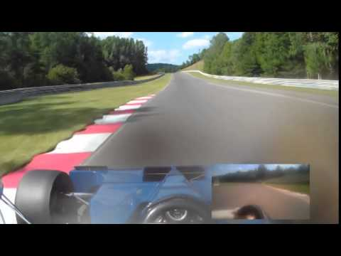 2014 Circuit Mont Tremblant Front and Rear Camera View