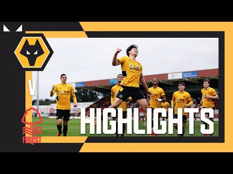 Birtwistle's first goal!  |  Wolves 23s 1-0 Nottingham Forest |  PL2 highlights
