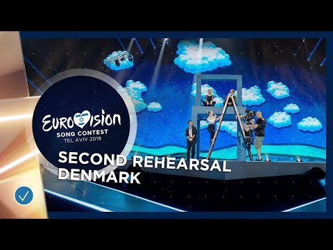 Denmark 🇩🇰 - Leonora - Love Is Forever - Exclusive Rehearsal Clip - Eurovision 2019