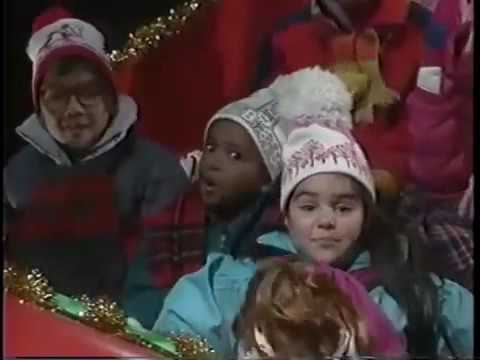 barney the backyard gang waiting for santa part 2 youtube
