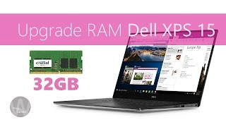 Install RAM in Dell XPS 15 9550 Upgrade