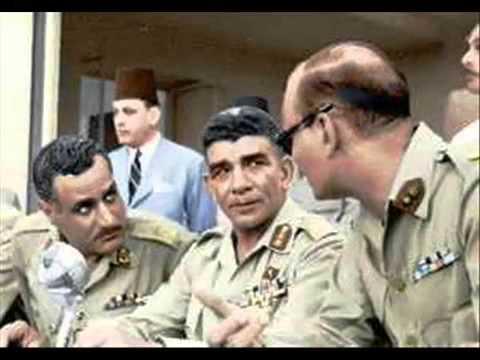 نادر جدا | بيان اللواء محمد نجيب للملك فاروق يطلب منه التنازل عن العرش