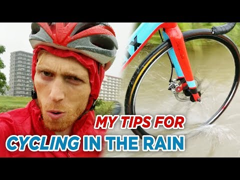 My Pro Tips For Cycling In The Rain (Regular Riding + Commuting)