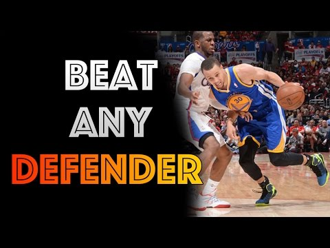 Blow By ANY Defender in Basketball