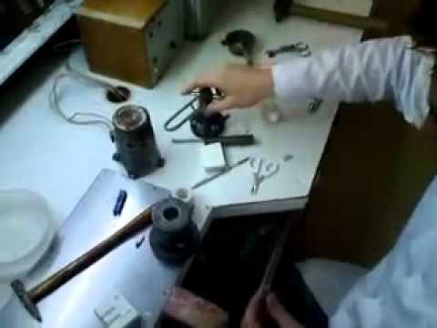 Клинико-лабораторные  этапы изготовления штампованной коронки КГМУ