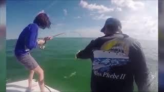 Приколы на рыбалке