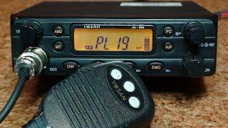 Yosan JC - 650 - Zanim kupisz cb radio - Test # 39 & Tuning