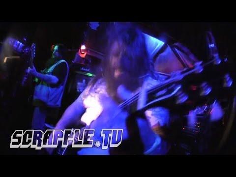 "Scareho Performs ""Mud Men"" [Live Music] Headhunters, SXSW 2012"