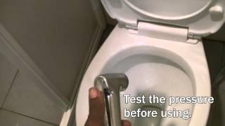 Bathroom in Kuala Lumpur Hotel Thumbnail