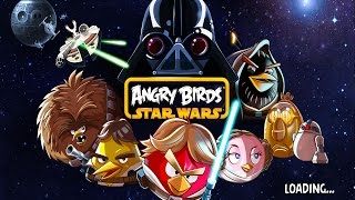 Angry Birds: Star Wars BONUS (levels D1-D11) 3 stars Прохождение от SAFa