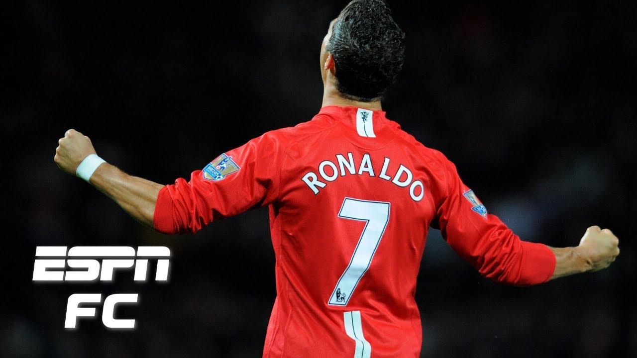 premium selection f3c8e 99e7c Has Manchester United's No. 7 shirt been cursed since Cristiano Ronaldo  left?   Premier League