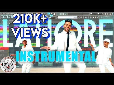 Lahore (Instrumental) | Guru Randhawa | Vee Music | Dr