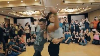 Johnny Vazquez 2015 Seattle Salsa Congress