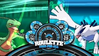 Pokemon ORAS Roulette Free For All Nice Webs Shawny