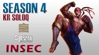 Royal Insec - Lee Sin Jungle - KR SoloQ