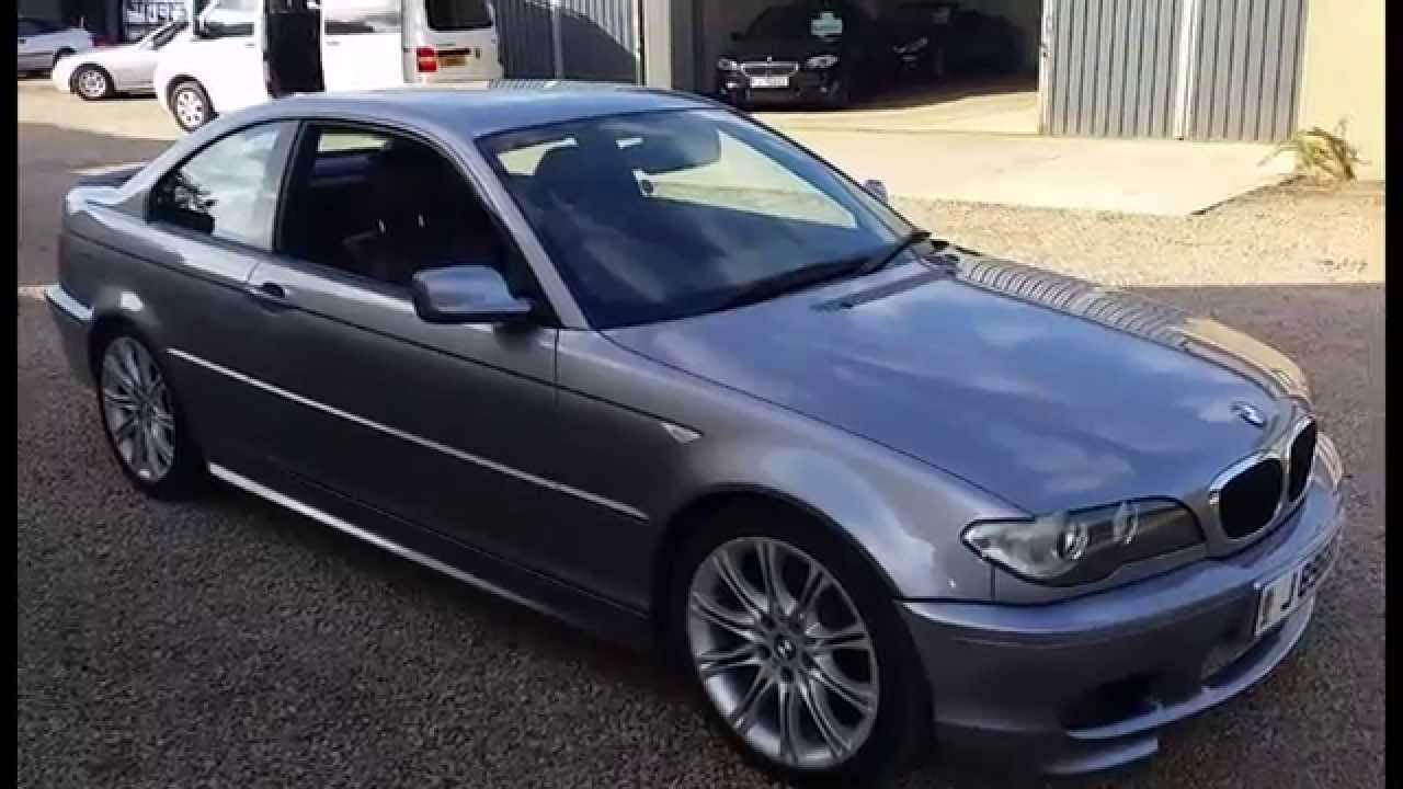 e46 bmw 320d m coupe auto youtube. Black Bedroom Furniture Sets. Home Design Ideas