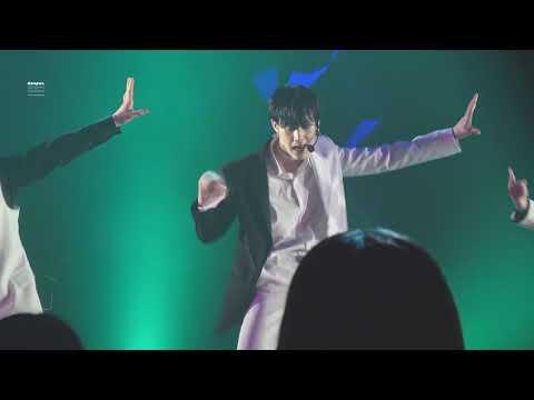 [4k]190615 원더나인 1THE9 도쿄 콘서트 주문 Mirotic - 유용하 YOOYONGHA Focused Cam