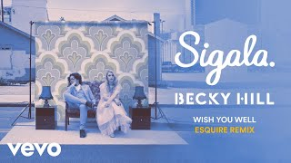 Sigala, Becky Hill - Wish You Well (eSQUIRE Remix) [Audio] Video